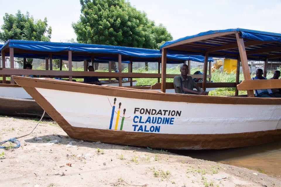 Des barques motorisées pour les enseignants de So – Ava