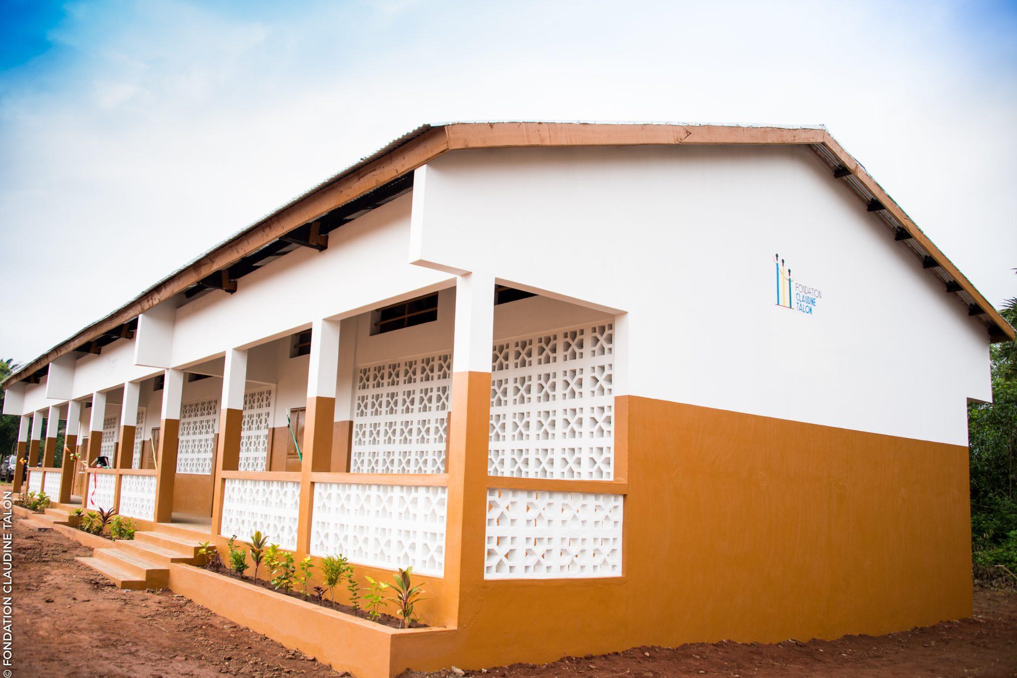 Des forages d'eau et des modules de classes pour les établissement scolaires les zones reculées