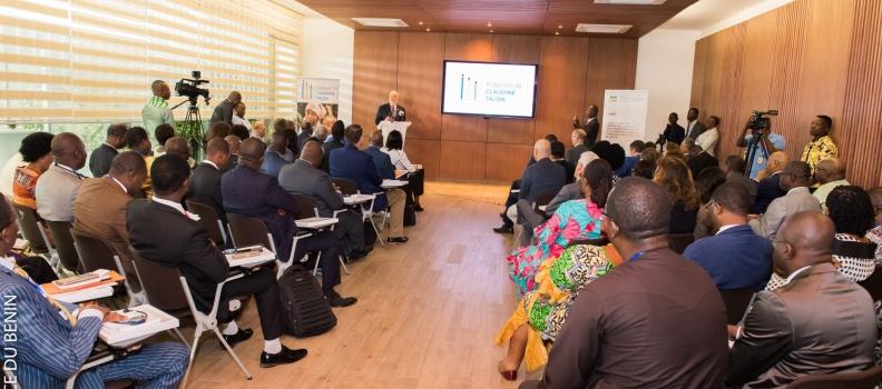 Une Table Ronde de haut niveau sur l'Elimination de la Transmission Mère Enfant (ETME) et la Prise En Charge Pédiatrique (PECP) du VIH au Bénin.
