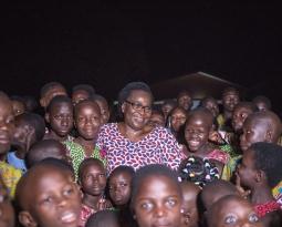 Noël solidaire avec les enfants orphelins du Bénin