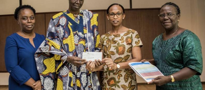 Parrainage d'enfants avec le Conseil des Activités Éducatives du Bénin (CAEB)