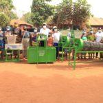 Images whatsapp_Remise d'équipements à Lokkossa et Djakotomey_Mars 2021 (27)