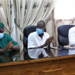 Remise kits de FO au CNHU_Cotonou_17 mai 2021_Arnaud_Eddy (11)